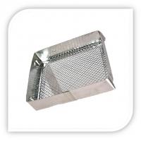 Колпачек для матки квадратный металлический