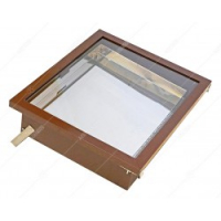 Воскотопка солнечная на 1 рамку