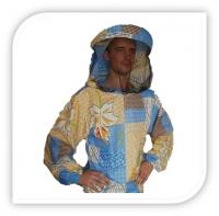 Куртка пасечника (маска на резинке)