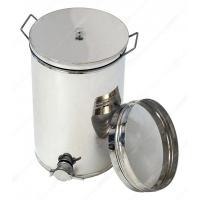 Бак-отстойник с фильтром для меда на 35 л
