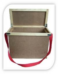 """Ящик для переноса рамок типа """"Дадан"""""""