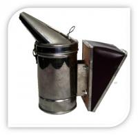 Дымарь пасечный (съемный кожаный мех)