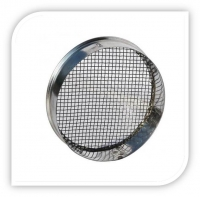 Колпачек для матки круглый, нержавеющая сталь