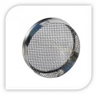 Колпачек для матки круглый металлический