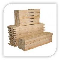 Рамки ульевые Рута (заготовки), 20 штук